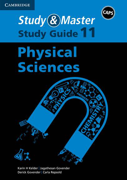 Study & Master Physical Sciencess Grade 11 Study Guide CAPS