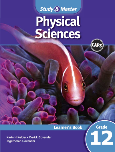Study & Master Physical Sciencess Learner's Book Grade 12