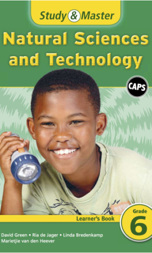 Study & Master Natural Science and Technology Learner's Book Grade 6
