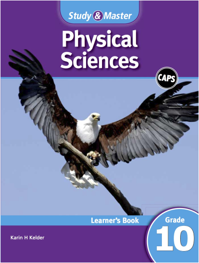 Study & Master Physical Sciencess Learner's Book Grade 10