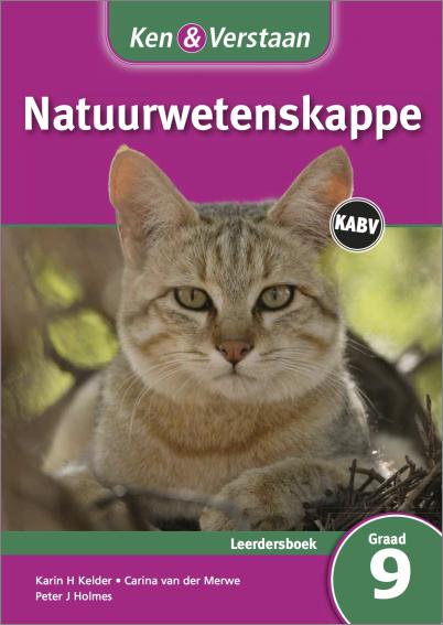 Ken & Verstaan Natuurwetenskappe Leerdersboek Graad 9