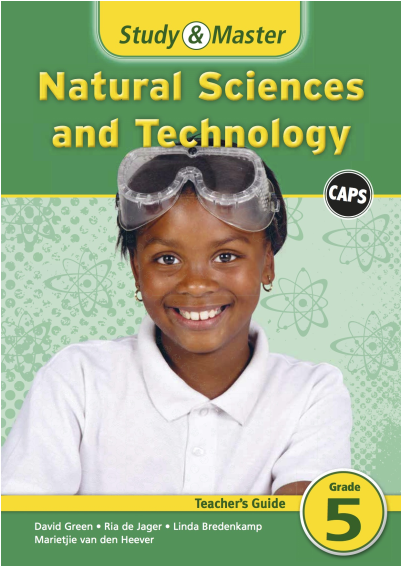 Study & Master Natural Science and Technology Teacher's Guide Grade 5