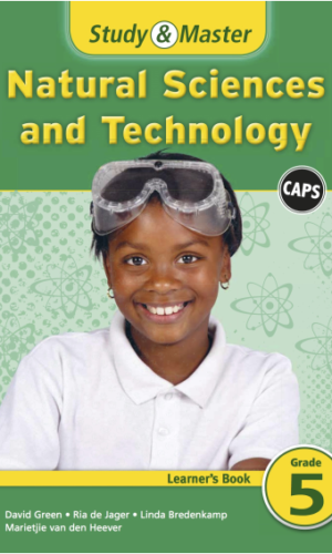 Study & Master Natural Science and Technology Learner's Book Grade 5