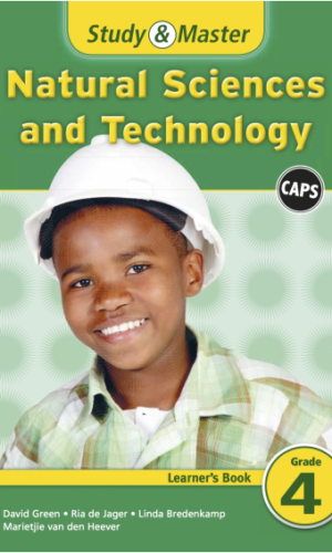 Study & Master Natural Science and Technology Learner's Book Grade 4