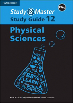 Study & Master Physical Sciencess Grade 12 Study Guide CAPS