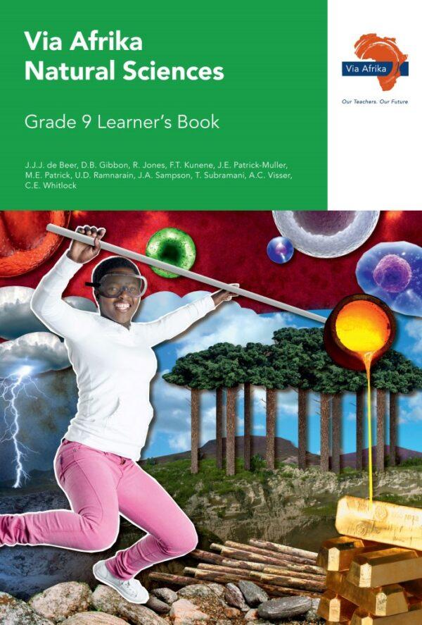 Via Afrika Natural Sciences Grade 9 Learner's Book (Printed book.)