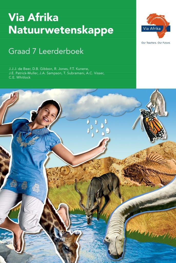 Via Afrika Natuurwetenskappe Graad 7 Leerderboek (Printed book.)