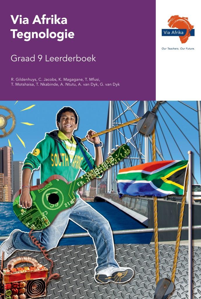 Via Afrika Tegnologie Graad 9 Leerderboek (Printed book.)