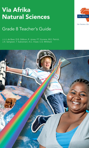 Via Afrika Natural Sciences Grade 8 Teacher's Guide (Printed book.)
