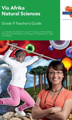Via Afrika Natural Sciences Grade 9 Teacher's Guide (Printed book.)