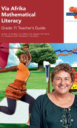 Via Afrika Mathematical Literacy Grade 11 Teacher's Guide (Printed book.)