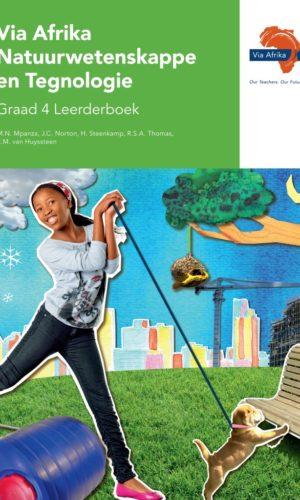 Via Afrika Natuurwetenskappe en Tegnologie Graad 4 Leerderboek (Printed book.)