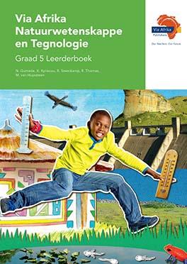 Via Afrika Natuurwetenskappe en Tegnologie Graad 5 Leerderboek (Printed book.)