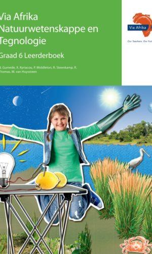 Via Afrika Natuurwetenskappe en Tegnologie Graad 6 Leerderboek (Printed book.)