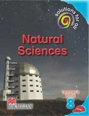 SOLUTIONS FOR ALL Natural Sciences GRADE 8 LEARNER 'S BOOK