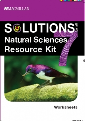 SOLUTIONS FOR ALL Natural Sciences GR7 RESOURCE KIT