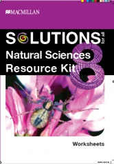 SOLUTIONS FOR ALL Natural Sciences GR8 RESOURCE KIT