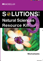 SOLUTIONS FOR ALL Natural Sciences GR9 RESOURCE KIT