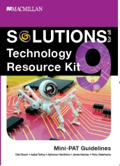 SOLUTIONS FOR ALL Technology GR9 RESOURCE KIT