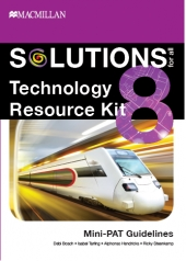 SOLUTIONS FOR ALL Technology GR8 RESOURCE KIT