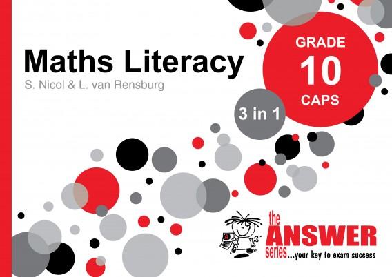 GR 10 MATHS LITERACY 3in1 CAPS