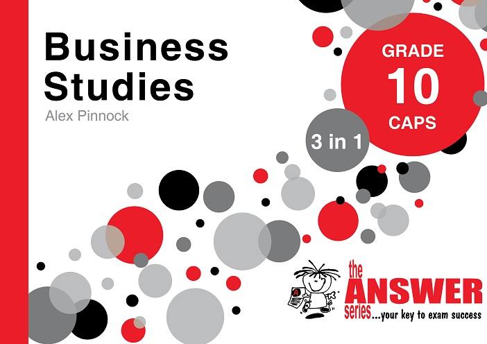 GR 10 BUSINESS STUDIES 3in1 CAPS