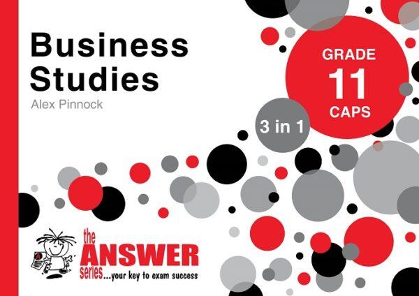 GR 11 BUSINESS STUDIES 3in1 CAPS