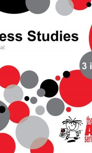 GR 12 BUSINESS STUDIES 3in1 CAPS