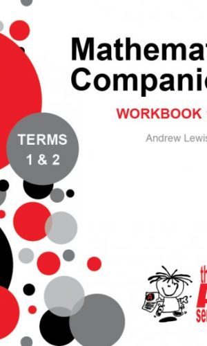 GR 8 MATHS COMPANION WORKBOOKS 1 & 2 (Set)