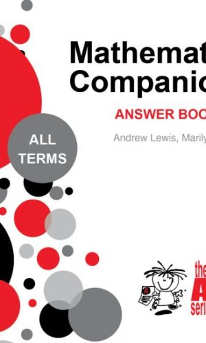 GR 8 MATHS COMPANION A/BOOK & W/BOOKS (SET)