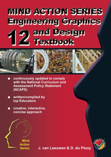 Engineering & CAD design graphics Gr 12